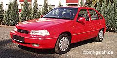 Daewoo Nexia (KLETN) 1994 - 1997 1.5 16V Schrägheck