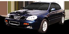Daewoo Leganza (KLAV/SUPV) 1997 - 2002 2.0