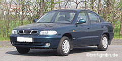 Daewoo Nubira (KLAJ (SUPJ/UU6J)) 1997 - 1999 1.6