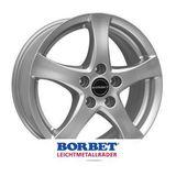 Borbet F 6.5x16 ET40 5x114.3 72.5